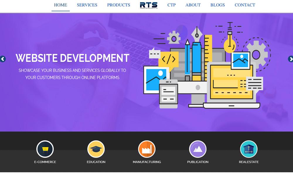 RSSquarz Tech Solutions