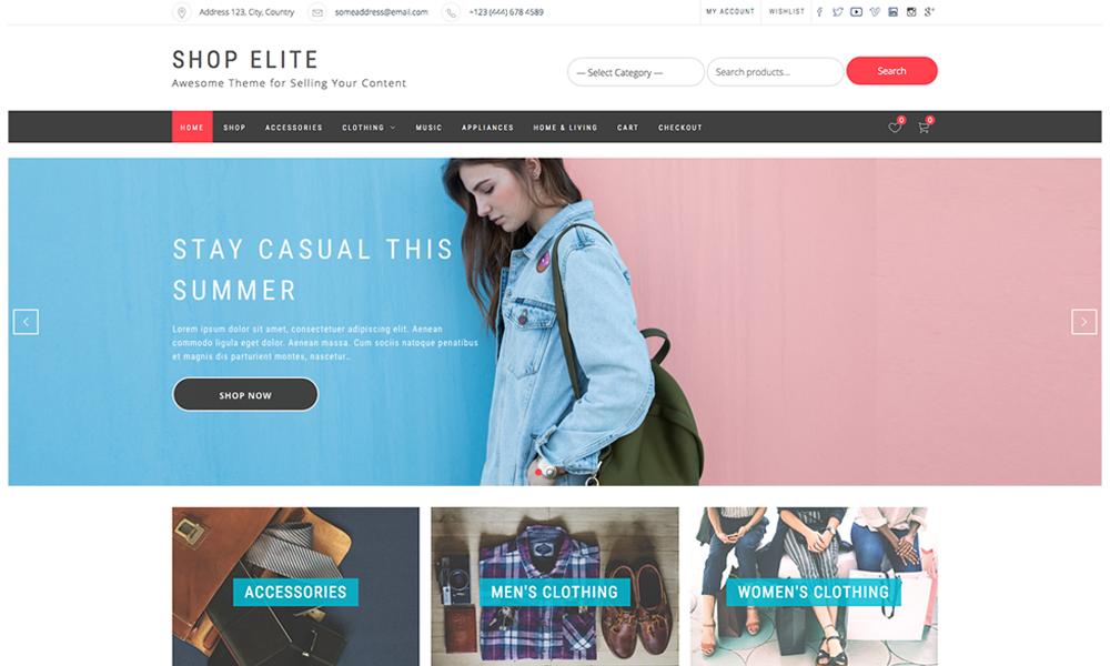 Shop Elite
