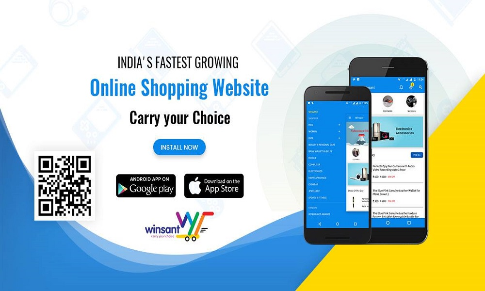 Winsant online shopping store