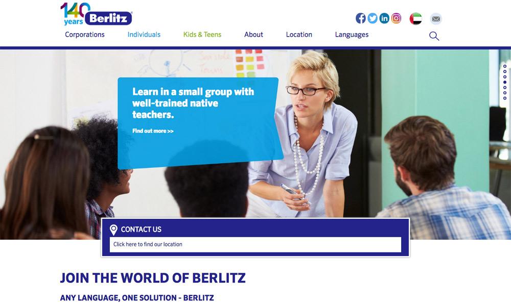 Berlitz UAE