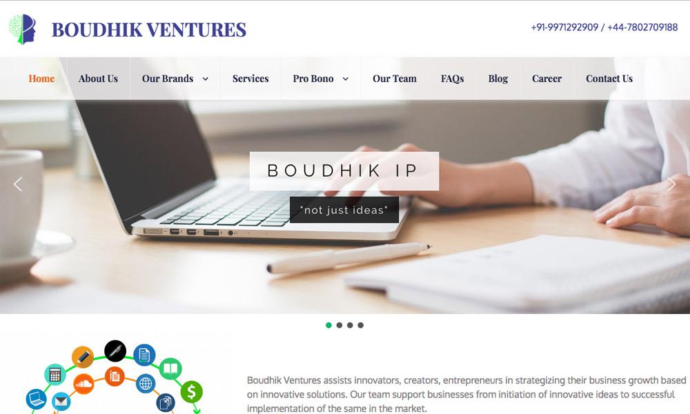 Boudhik Ventures