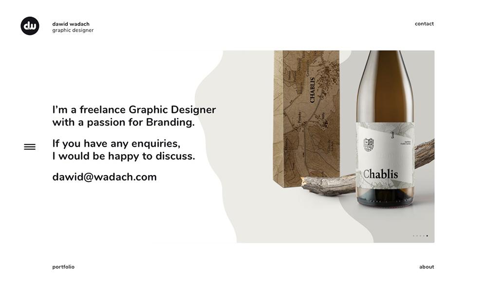 Dawid Wadach - Graphic designer