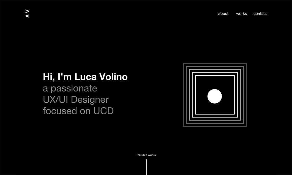 Luca Volino - Portfolio