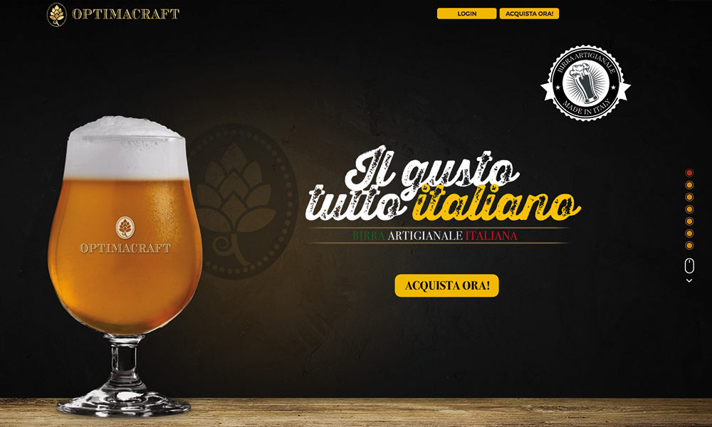 Optima Craft Beer