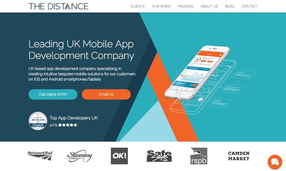 The Distance | App Developers