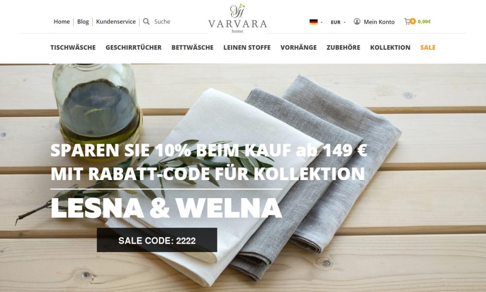 Varvara Home