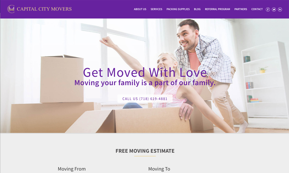 Capital City Movers NYC