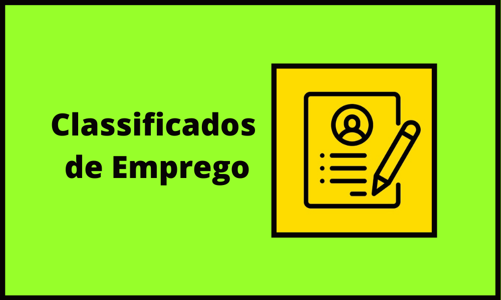 Classificados de Emprego