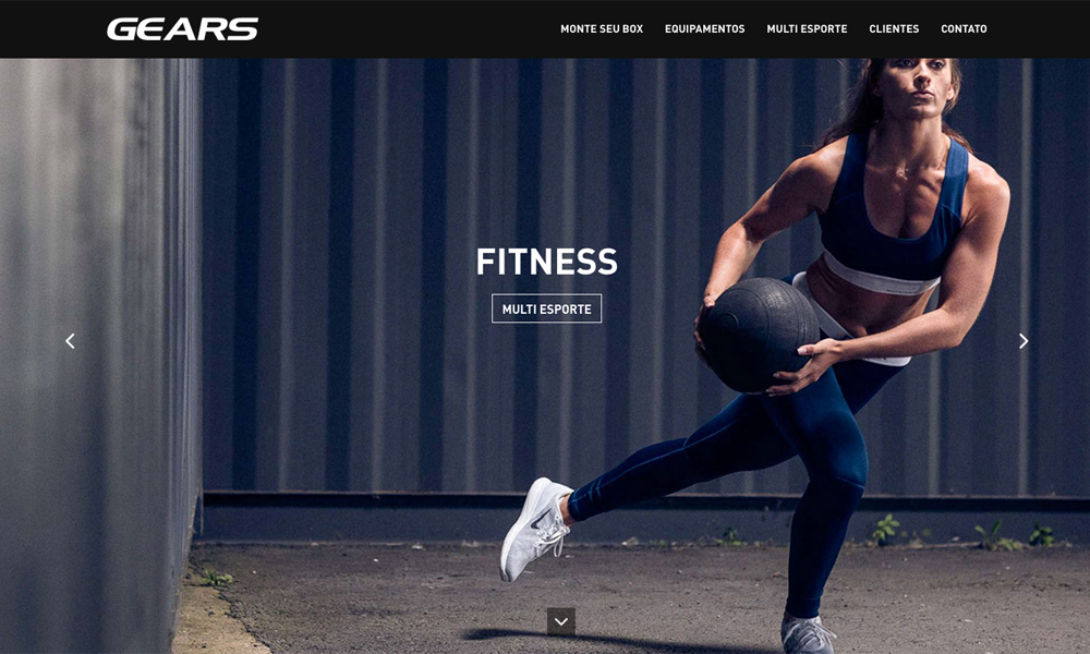 Gears Fitness