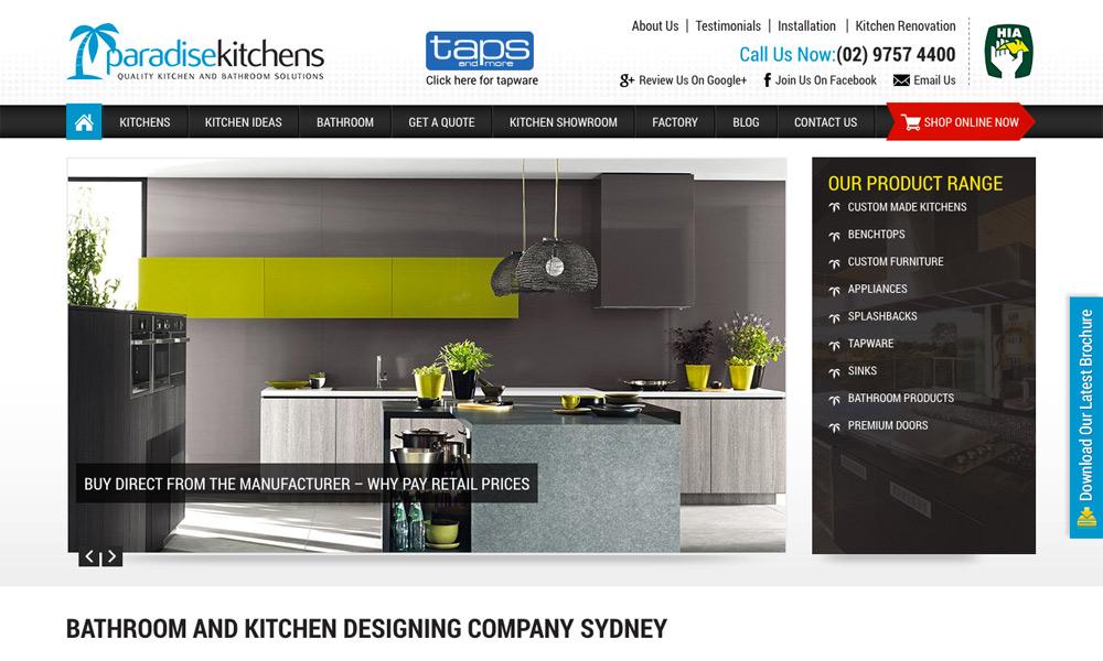 Paradise Kitchens