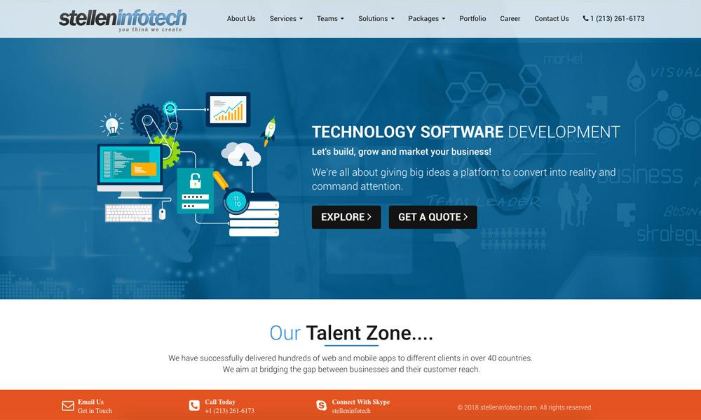 Stellen Infotech