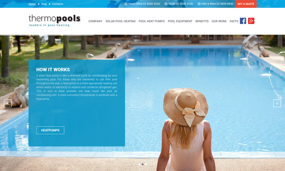 Thermo Pools
