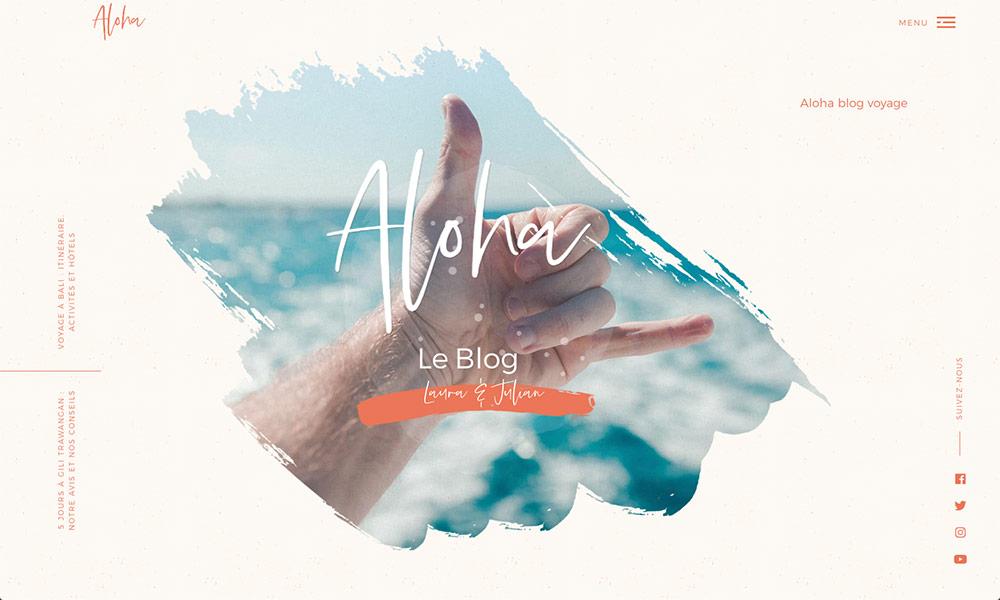 Aloha Blog
