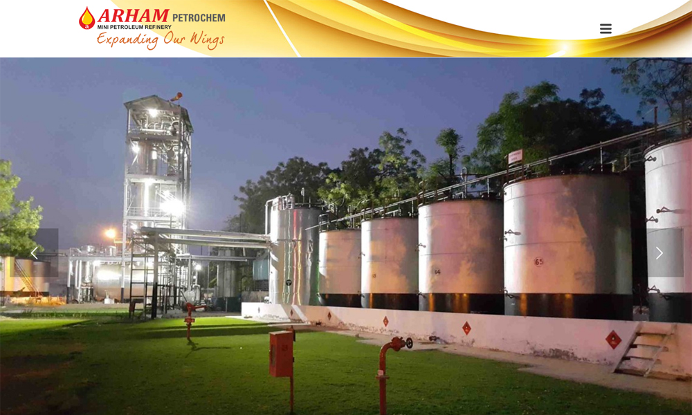 Arham Petrochem Private Limited