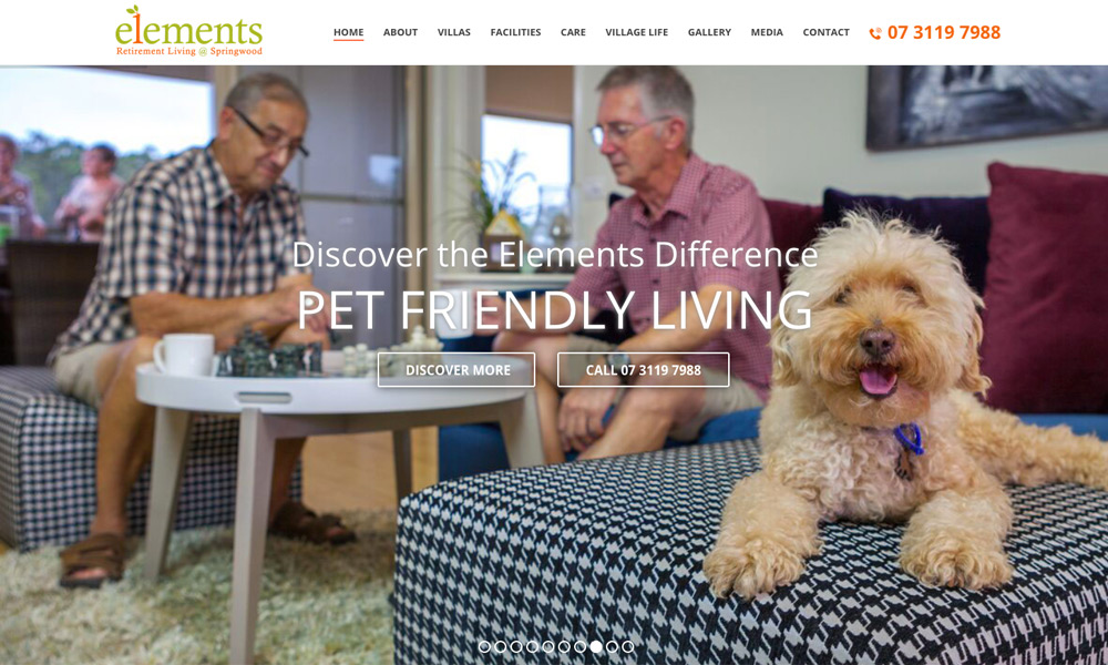 Elements Retirement Living