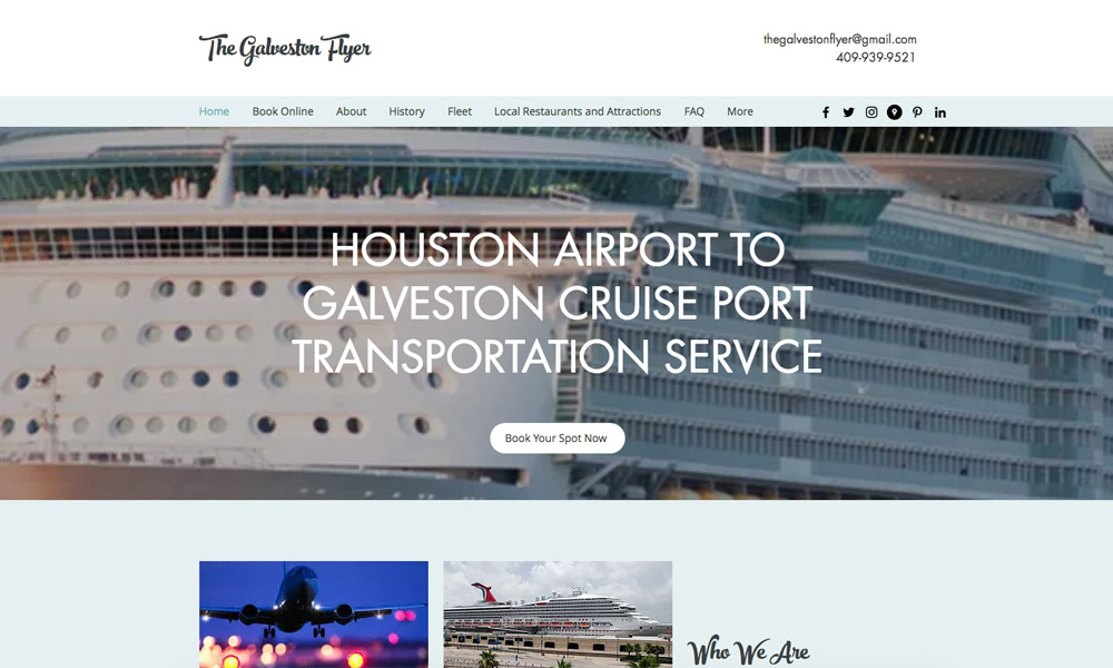 Galveston Flyer