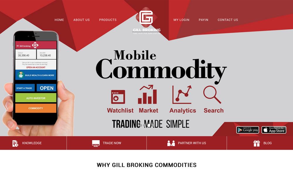 Gill Broking