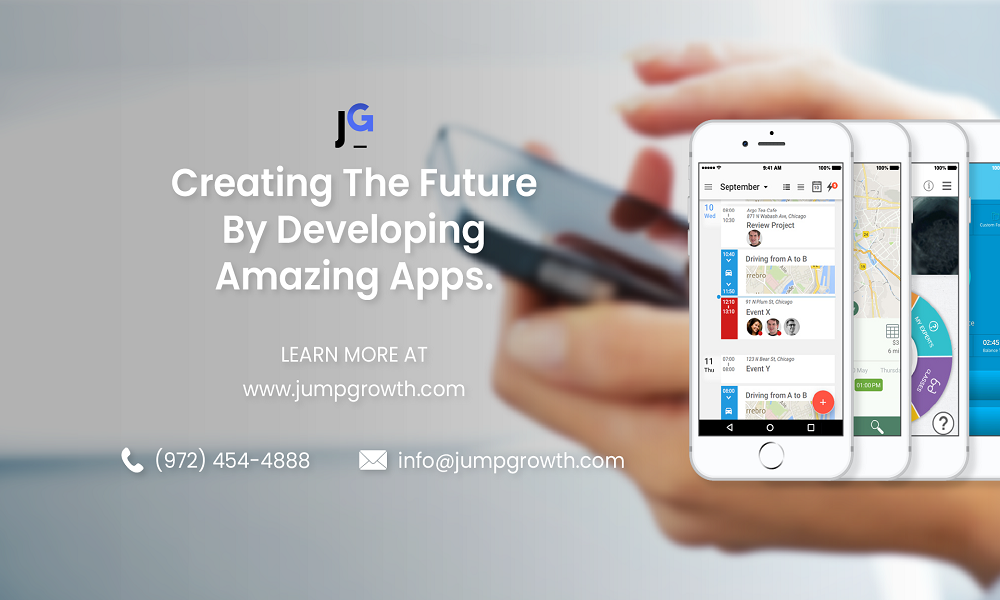 JumpGrowth: Startups & Mobile App Development Company