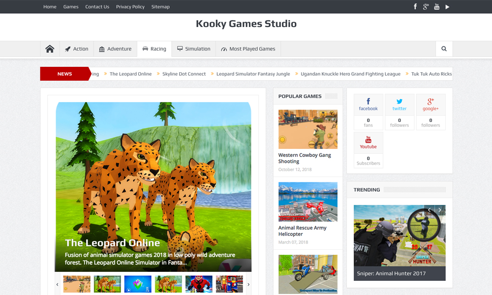 Kooky Games Studio