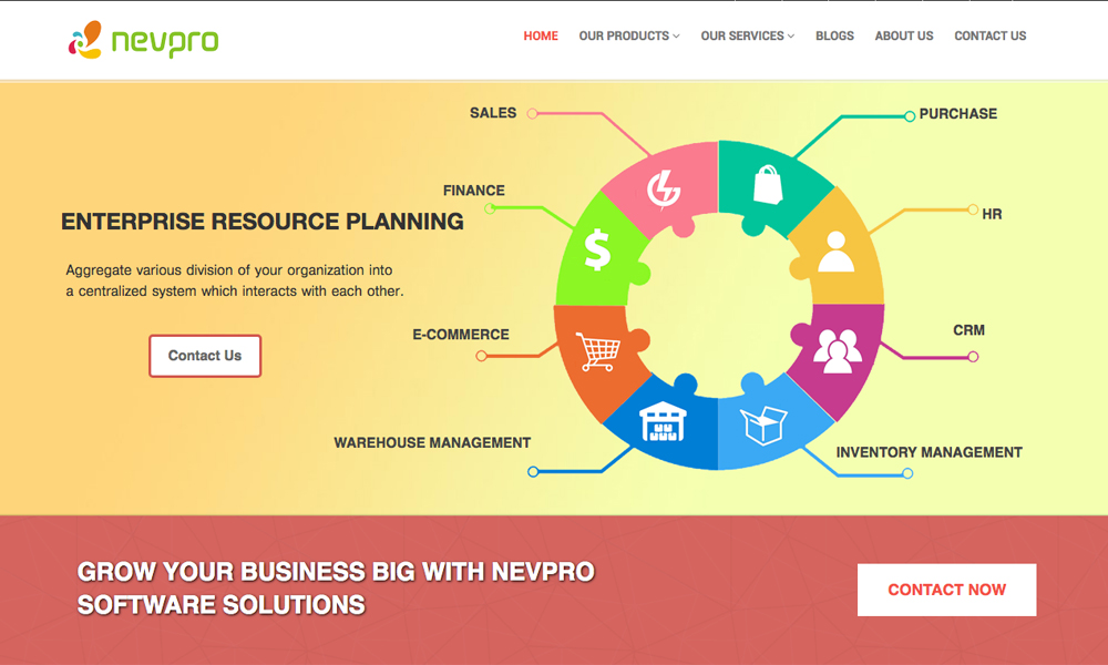 Nevpro Business Solutions Pvt. Ltd
