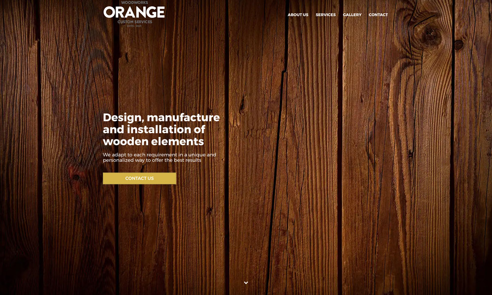 Orange Custom Services