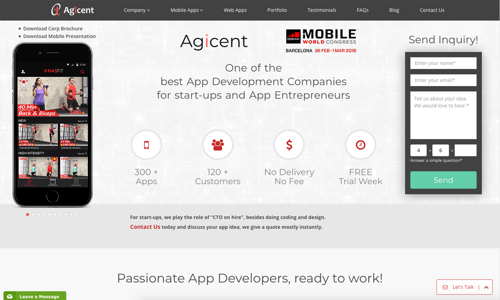 Agicent Technologies