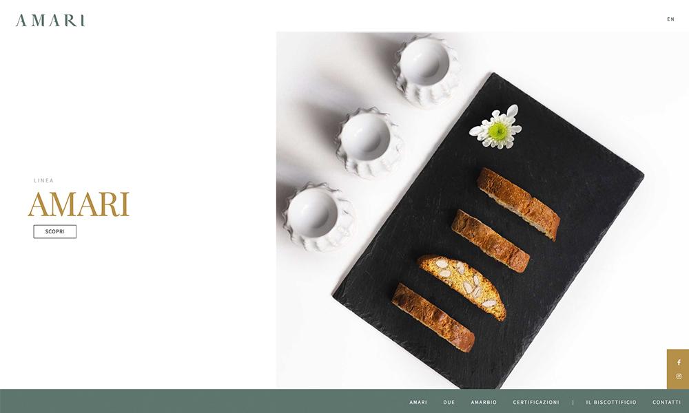 Amari — Tuscan Handmade Biscuits