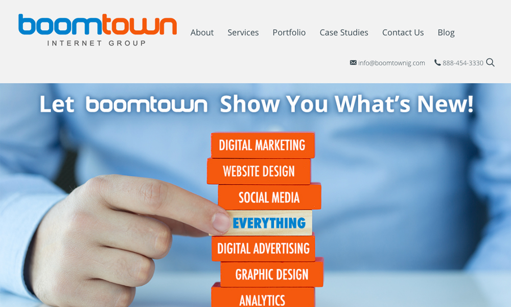 Boomtown Internet Group
