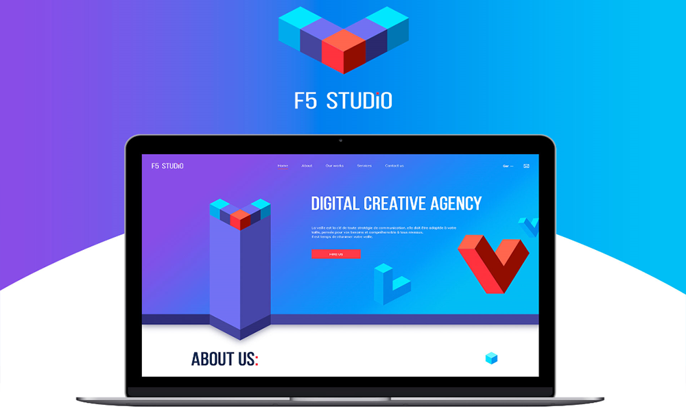 F5 Studio Web Development Agency