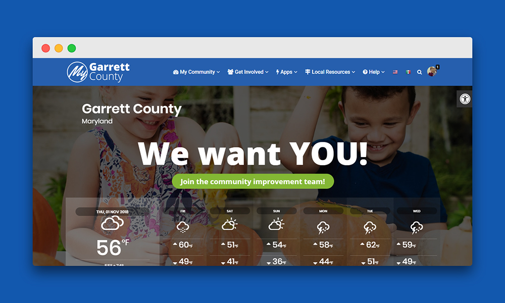 Garrett County Planning Tool