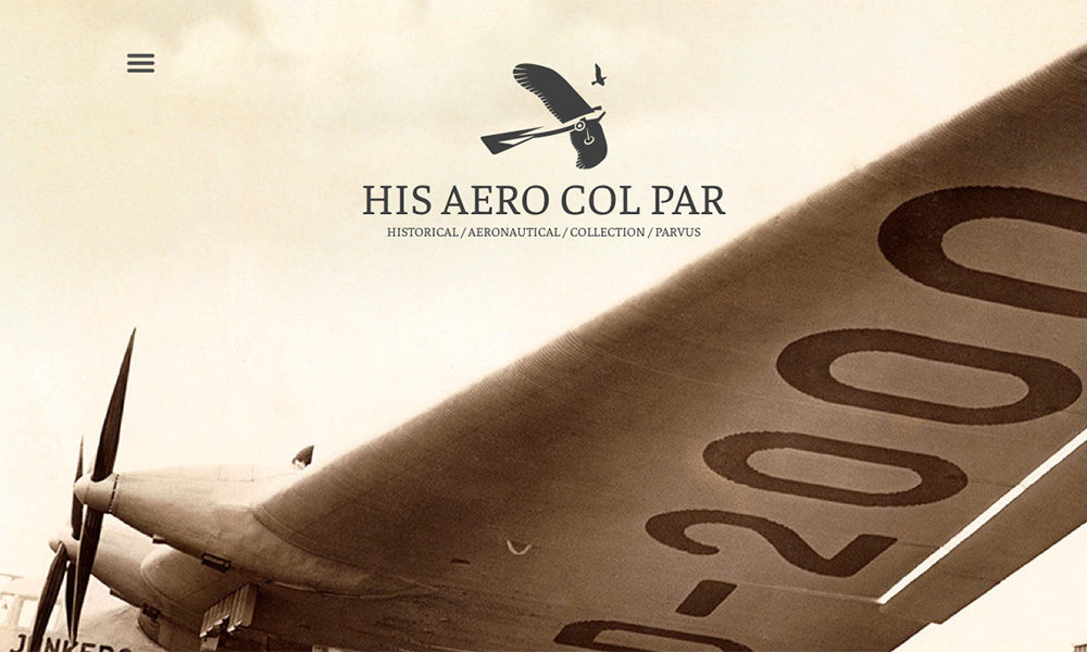 HIS AERO COL PAR | Historical Aeronautical Collection Parvus