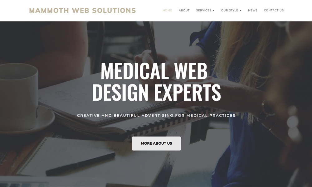 Mammoth Web Solutions