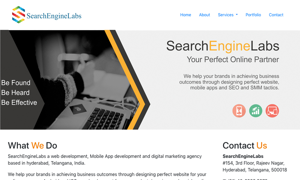 SearchEngineLabs