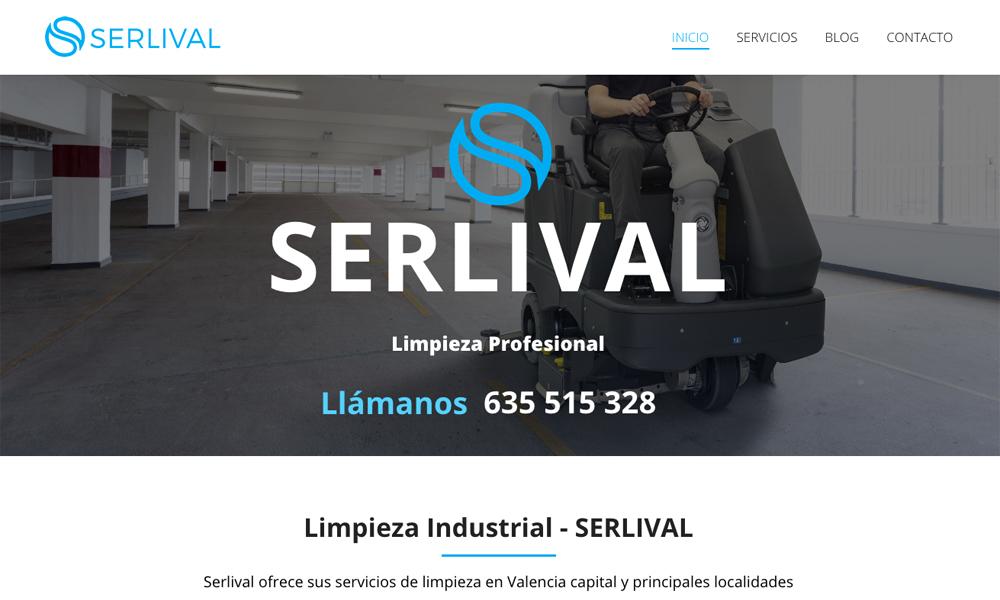 Limpieza Industrial Serlival