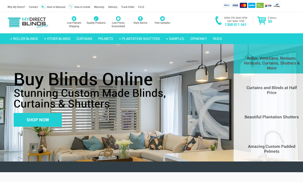 MyDirectBlinds.com.au