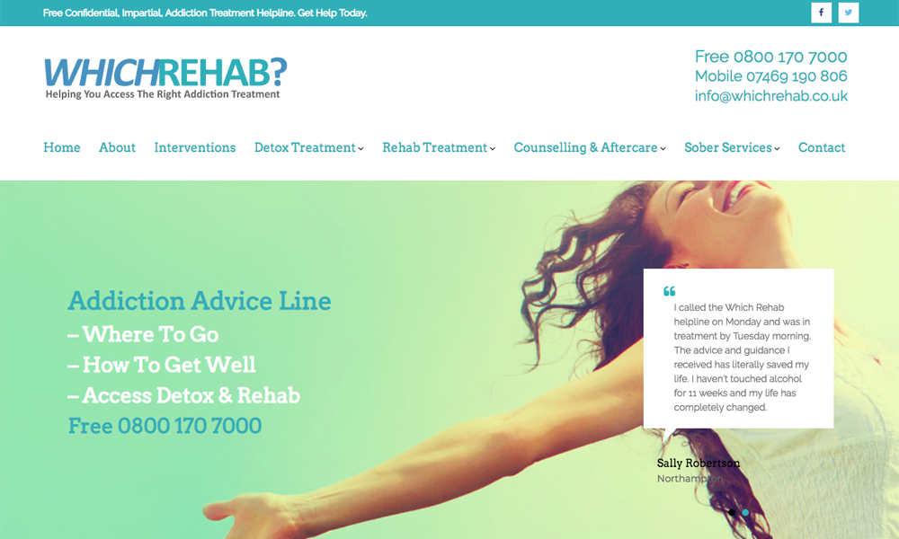 Alcohol Rehab London