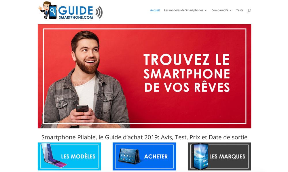 Guide Smartphone