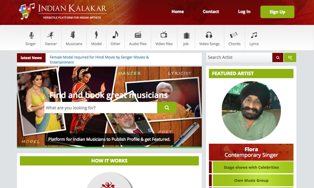 Indian Kalakar