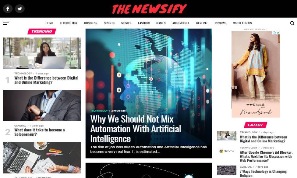 The Newsify