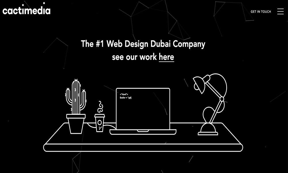 Cactimedia - Web Design Agency