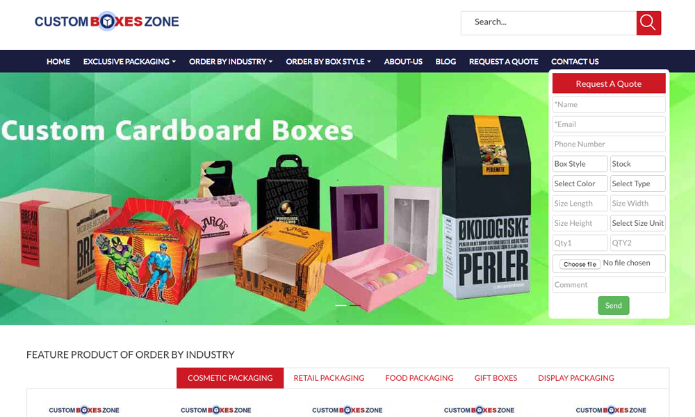 CustomBoxesZone