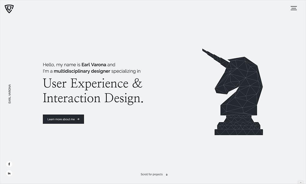 Earl Varona - UX/UI Designer
