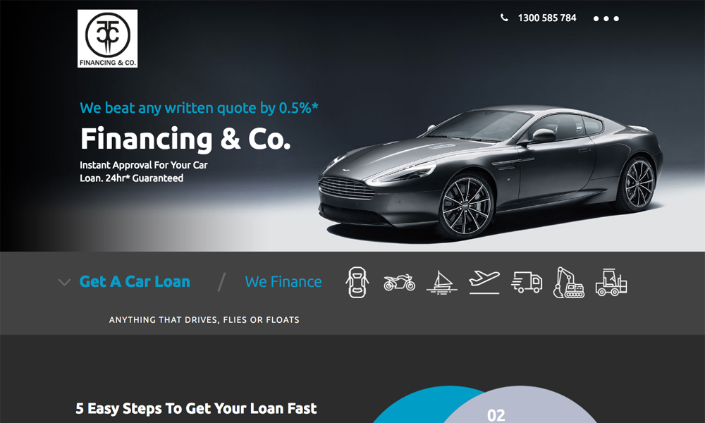 Financing  & Co.