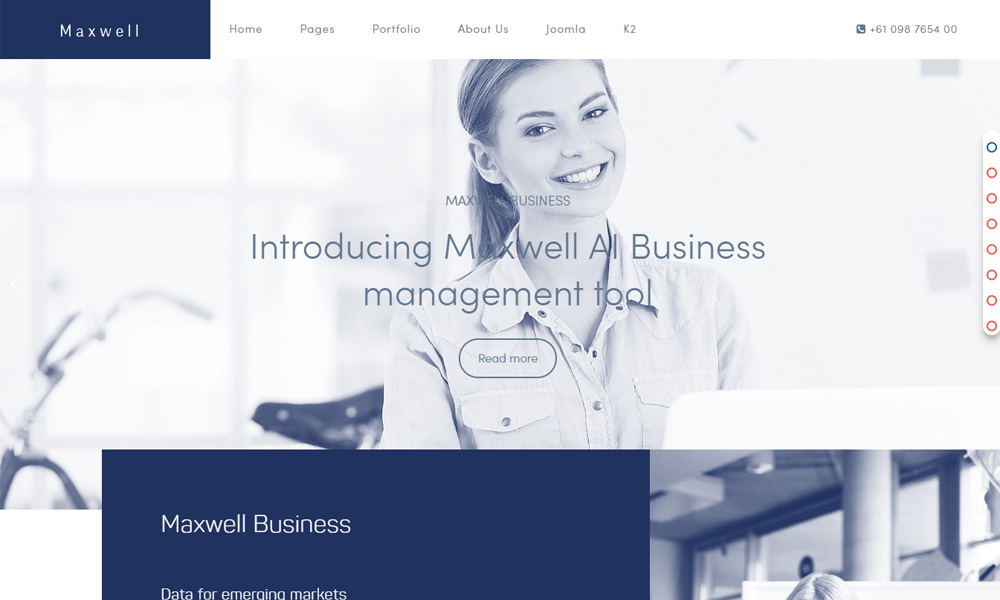 Maxwell Business