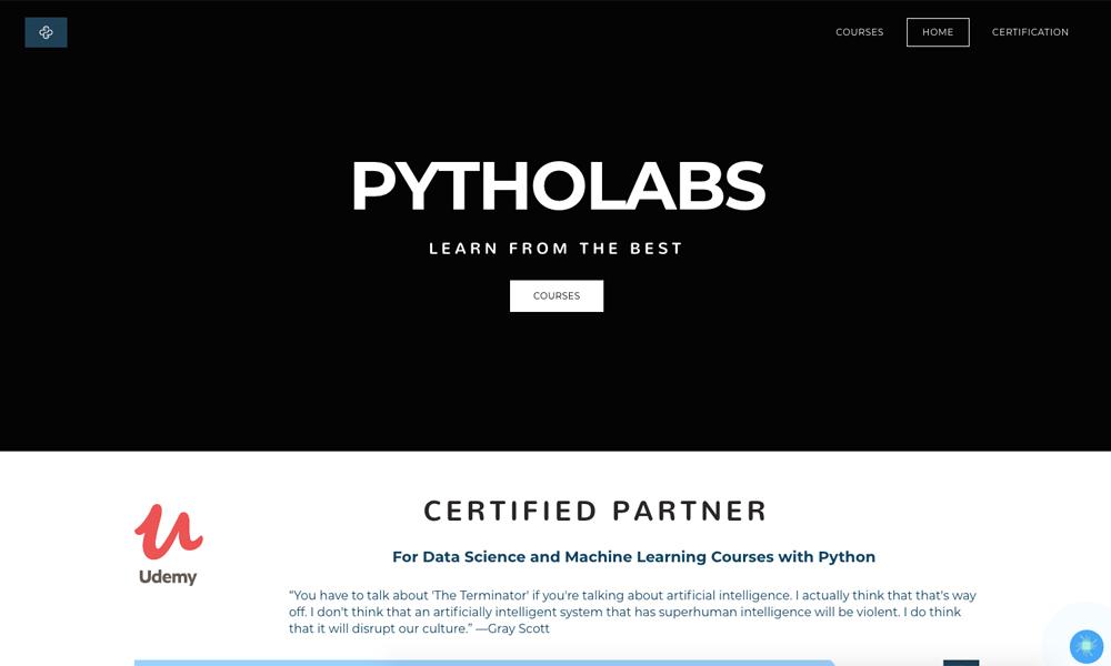 Pytholabs