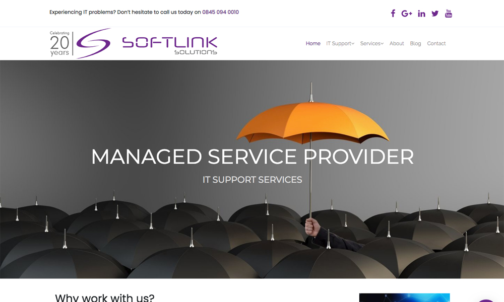 Softlink Solutions Ltd