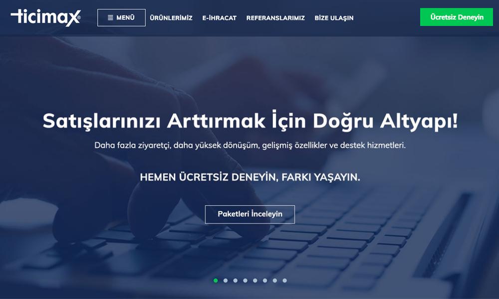 Ticimax Bilisim Teknolojileri