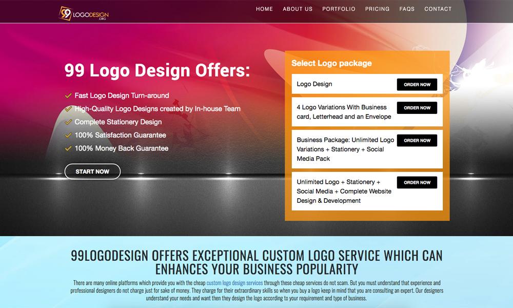 99logo design