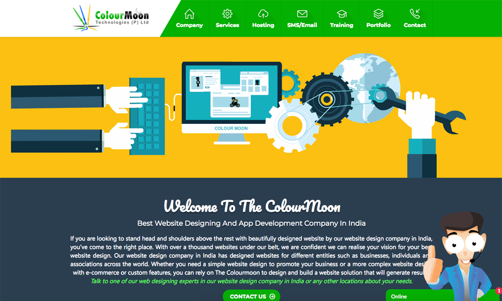Colour Moon Technologies
