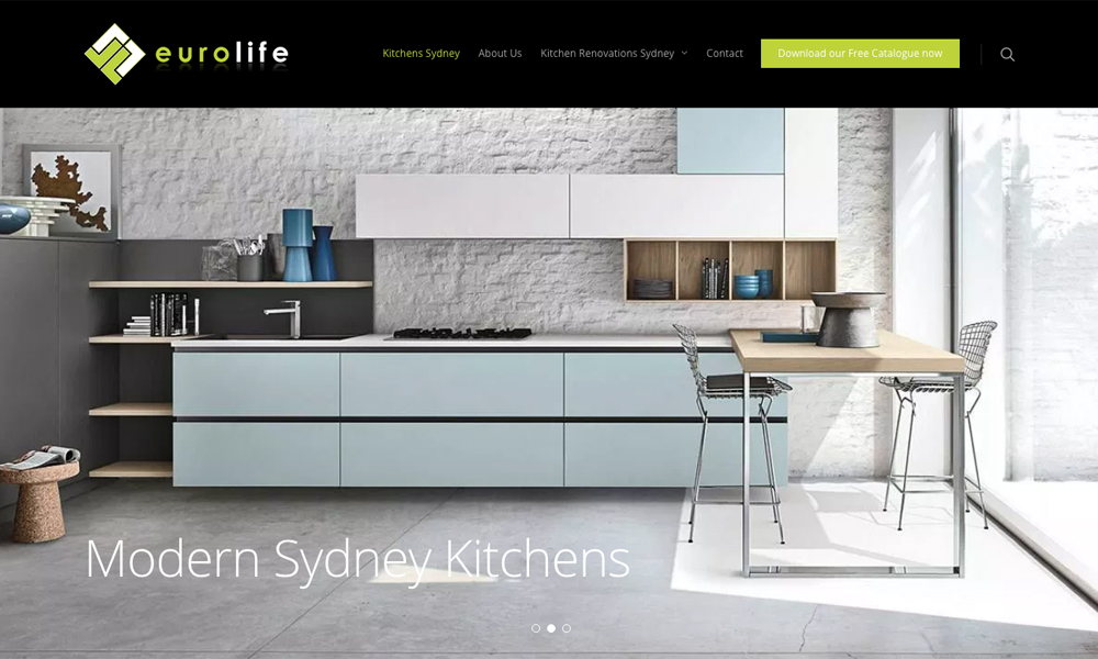 Eurolife kitchens